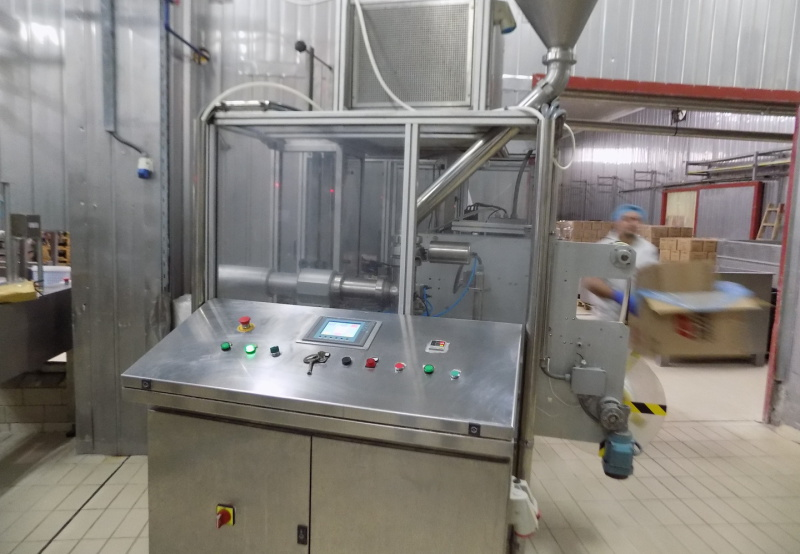 NOREA PANCOLINI ROTARY FILLER