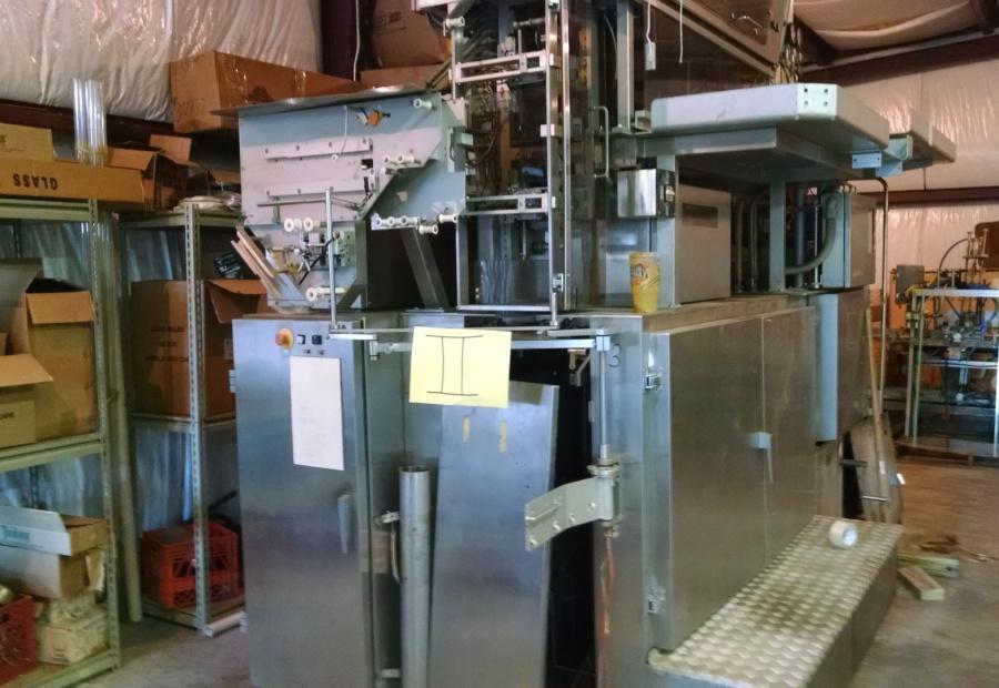 Used Tetra Pak Equipment - Dairy Machinery UK